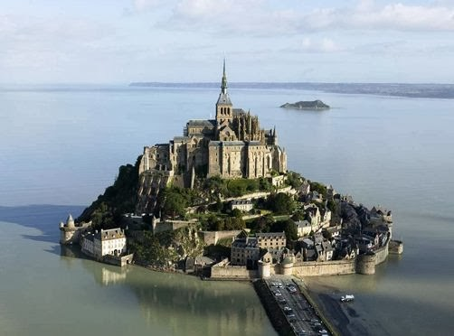 Monsterio -Mont-Sain-Michel-Francia