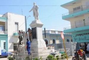 estatua-de-judas-andamio